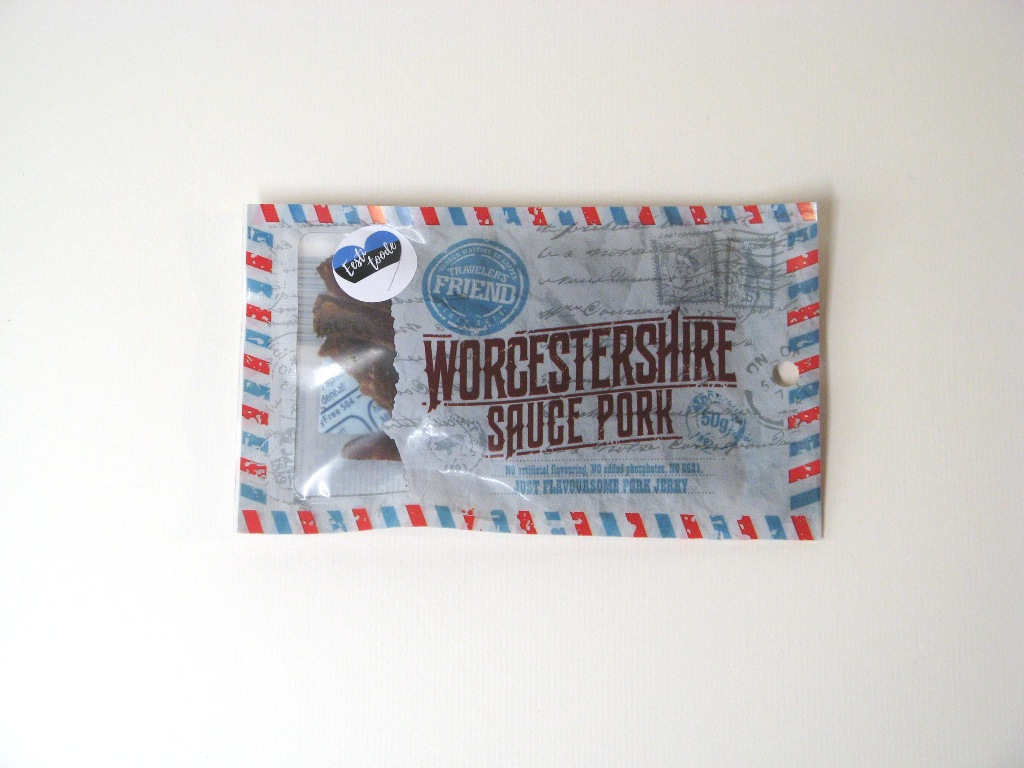 Worchesteri kastme maitseline vinnutatud sealiha